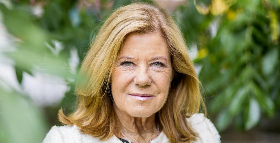 Collectors ordförande Lena Apler har köpt aktier för 9,8 miljoner kronor