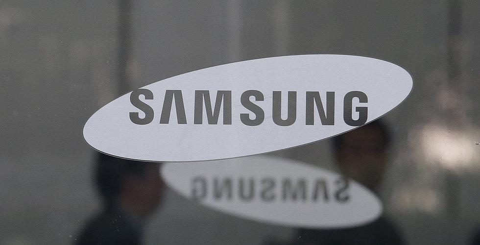 """Samsung spår """"svårt år"""""""