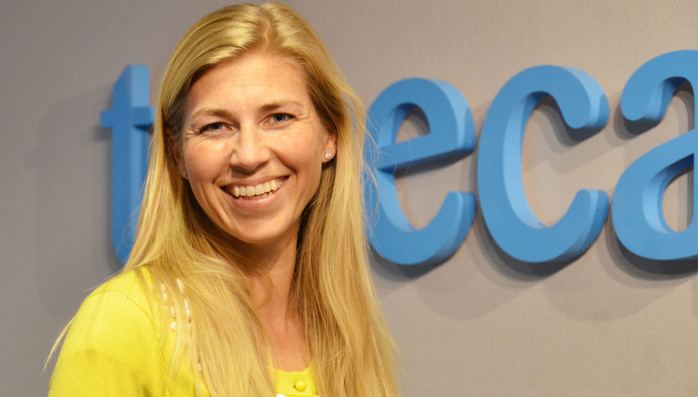 Hon är HR-chefen som trivs bättre på startupscenen än i storbolagen