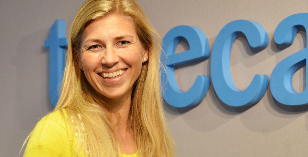 Breakit - Hon är HR-chefen som trivs bättre på startupscenen än i storbolagen