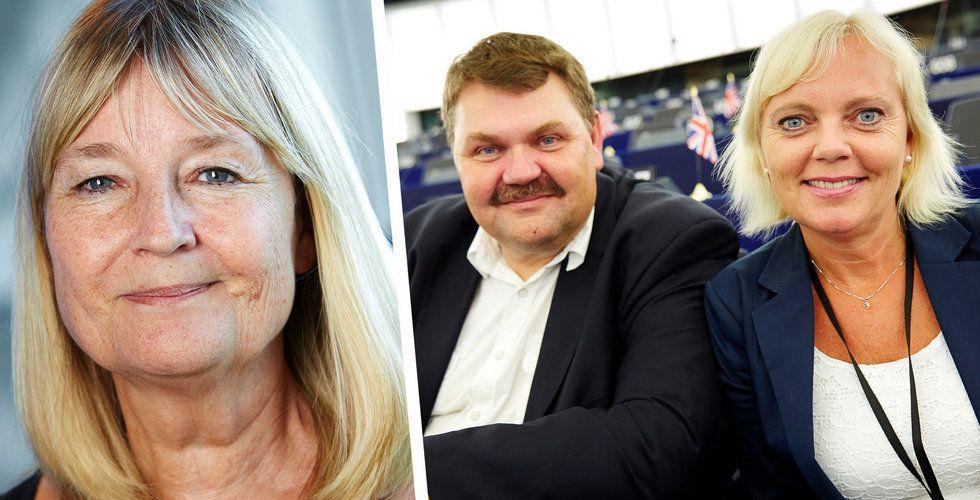 Tryckte på fel knappar – när EU-parlamentet skulle rösta om upphovsrättsdirektivet