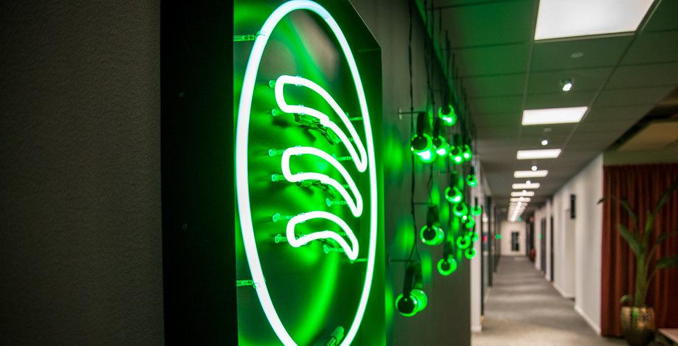 Spotify ger lyft för svenska pensionssparare – miljardrusning