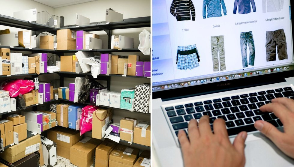 Snabbväxande e-handlare slåss om lagerlokaler i storstan