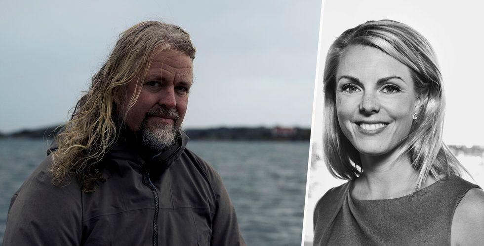 Konrad Bergström får in 53 miljoner till Xshore – Jenny Keisu blir ny vd