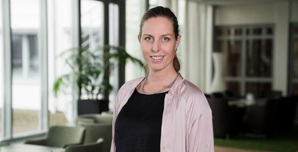 Anna-Lena Olsson ska växla upp Akademibokhandelns digitala utveckling