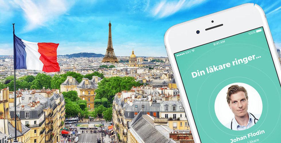 Kry satsar på Frankrike under nytt europeiskt varumärke