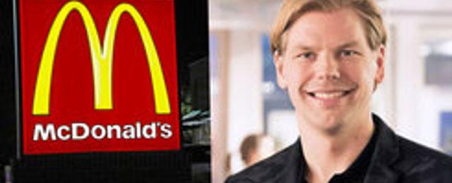 Breakit - Fick idén på Mcdonalds – tar in en kvarts miljard