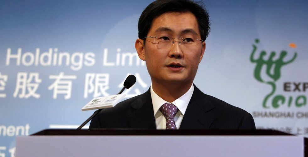 Tencent köper in sig i spelutvecklaren Shanda Games