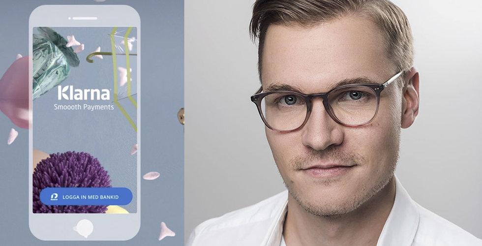 Breakit - Milstolpe för Klarnas mobilapp – når över 1 miljon användare