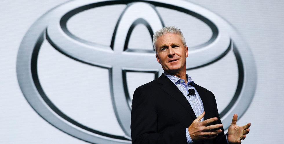 Breakit - Toyota köper in sig i australiska litiumproducenten Orocobre
