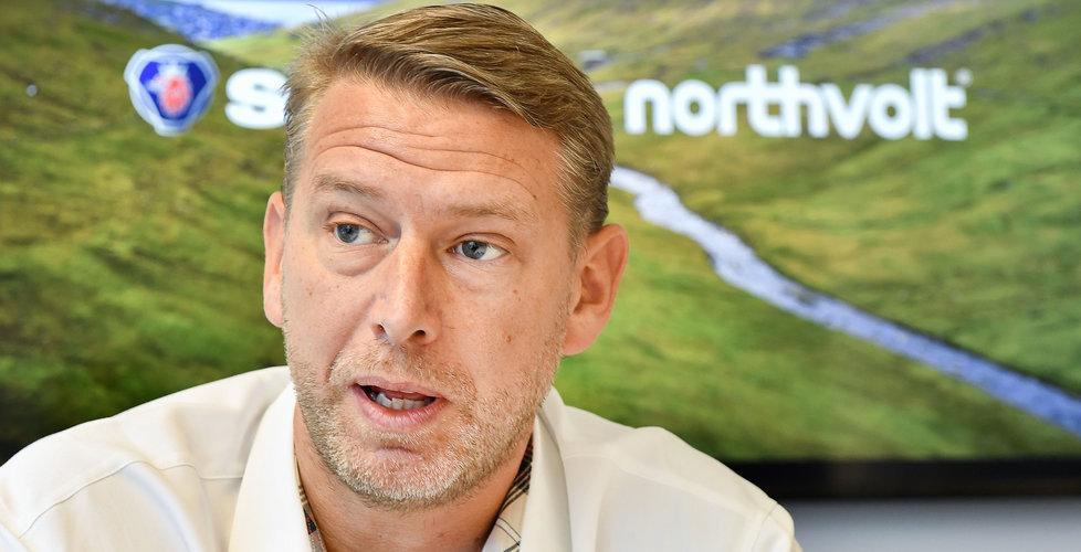 Serneke bygger åt Northvolt Labs i Västerås