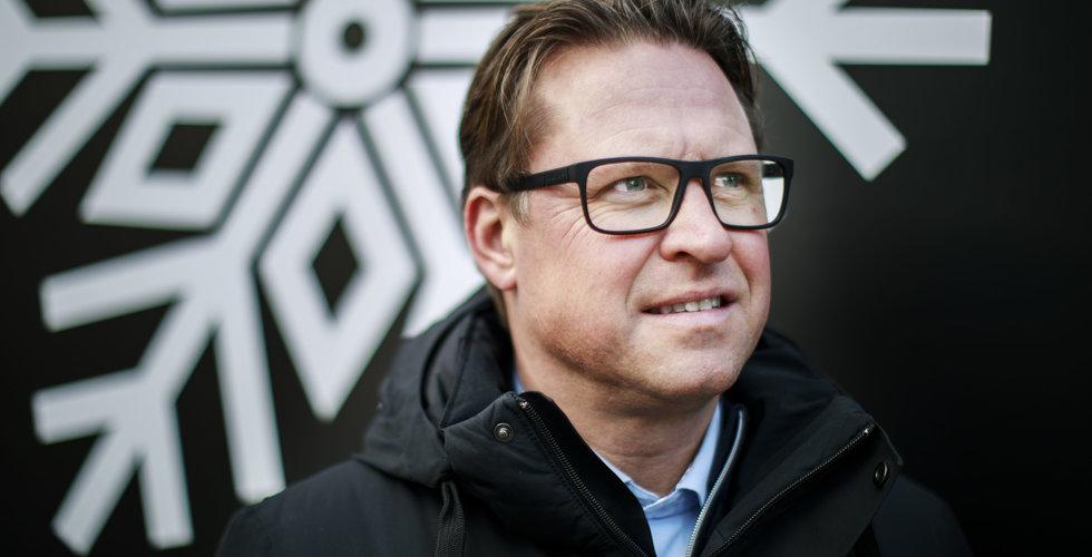 Skistars vd Mats Årjes avgår