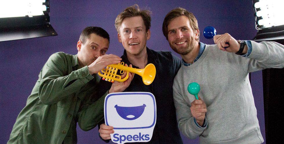 Splay köper in sig i svenska videotjänsten Speeks – laddar för fler förvärv