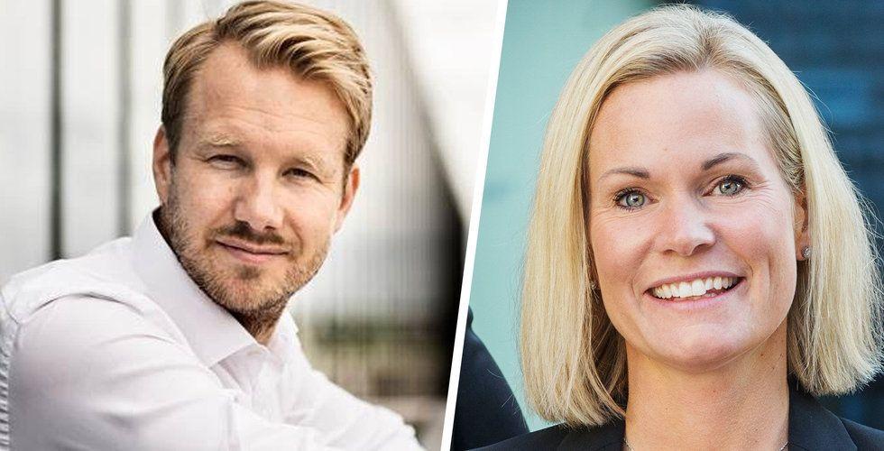 Emil Hansson lämnar Rocker – Hanna Neidenmark tar över som vd på Rocker