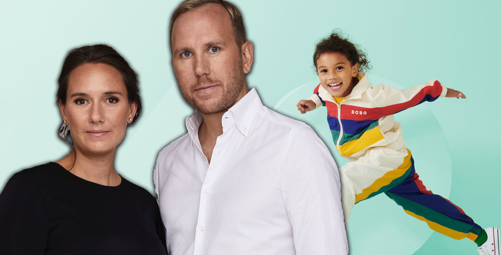 Babyshop satsar på lyxiga barnkläder – köper franska bolaget Melijoe