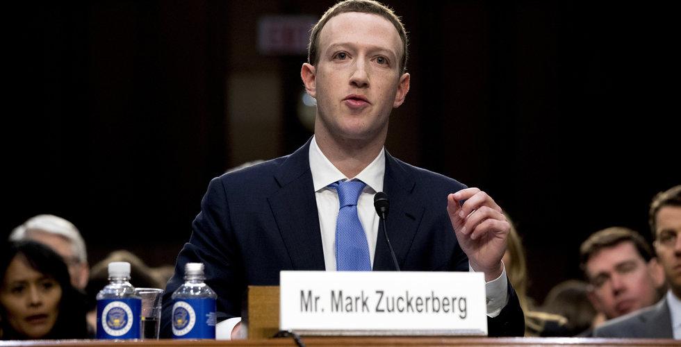 Dokument: Facebook favoriserade bolag – stängde andra ute från data