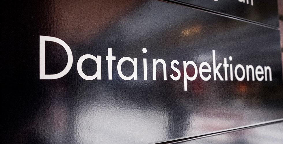 Snart faller Datainspektionens första GDPR-dom