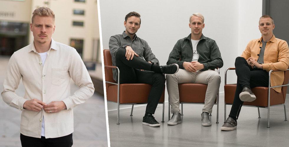 Elsfborgsspelarna hoppas på nya mål – med egna modemärket Ciszere