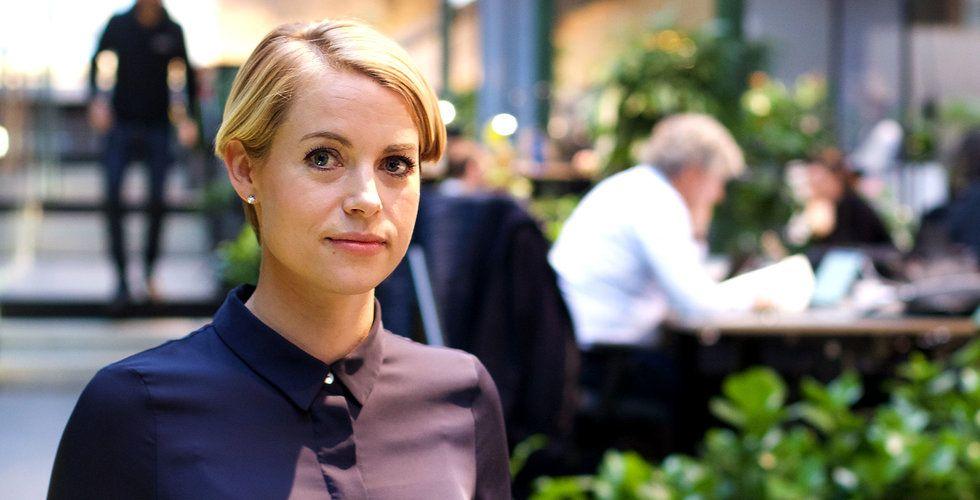 """Breakit - Sara Wimmercranz: """"Det är en riktig skattgömma vi hittat"""""""