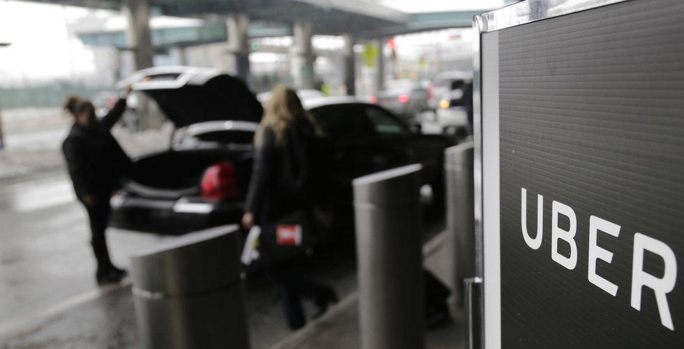 Breakit - Ubers drag –  låter användare beställa transport åt andra