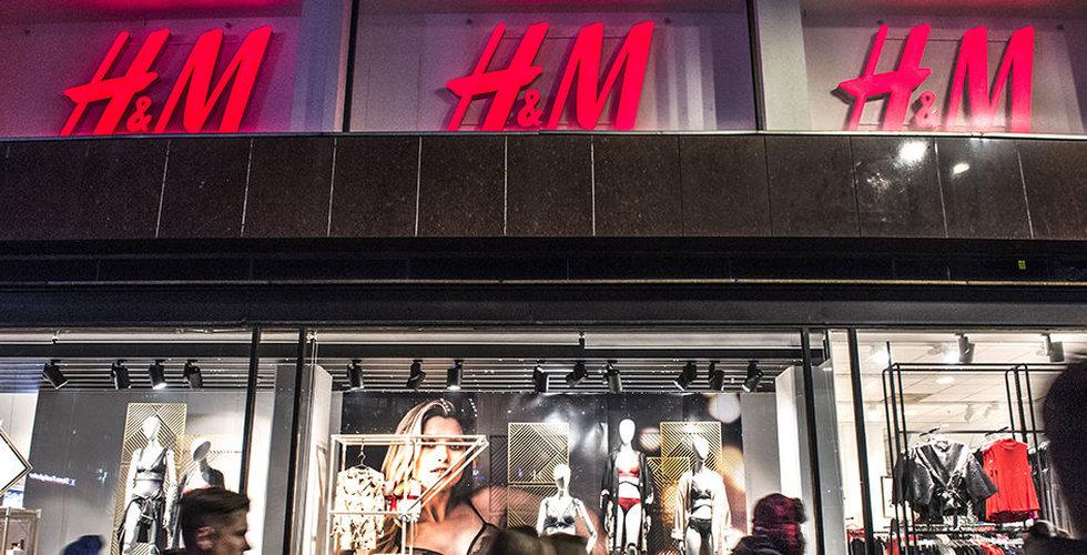 H&M:s varumärke Nyden drar ned på personal