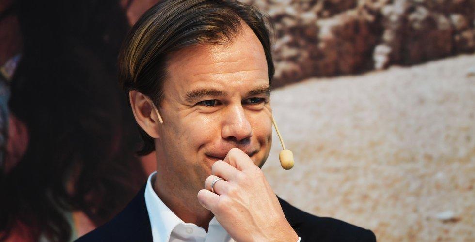 Breakit - Nu kilar han stadigt med familjen Wallenberg