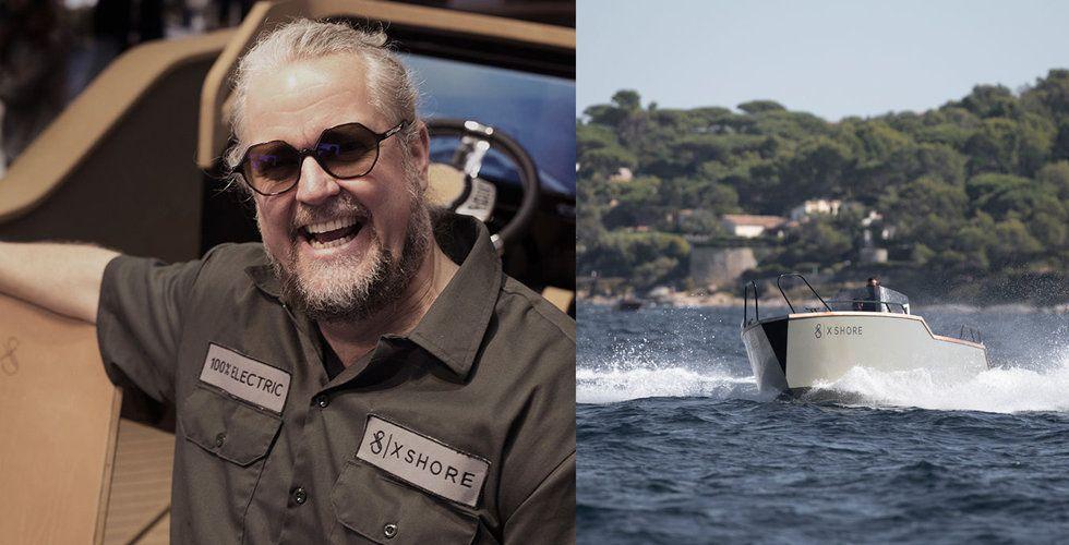 Konrad Bergström om sin elbåts-satsning: En skenmanöver