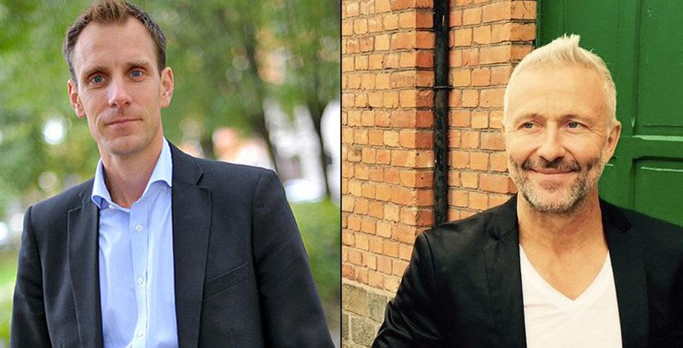 Breakit - Ola Ahlvarssons doldisbolag Sellbranch köps upp av Swisscom