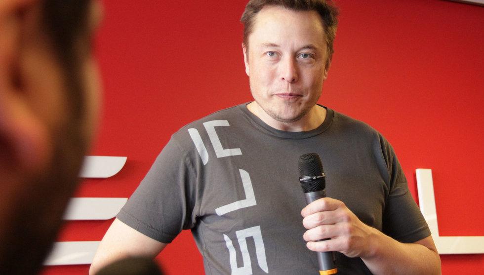 Breakit - Elon Musk efter succén: Tesla ska öppna en ny fabrik i Europa