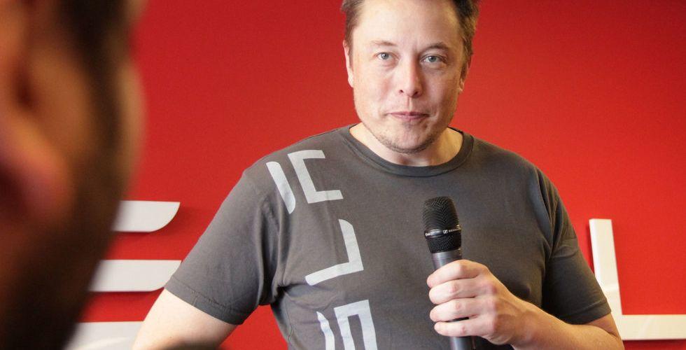 Elon Musk efter succén: Tesla ska öppna en ny fabrik i Europa