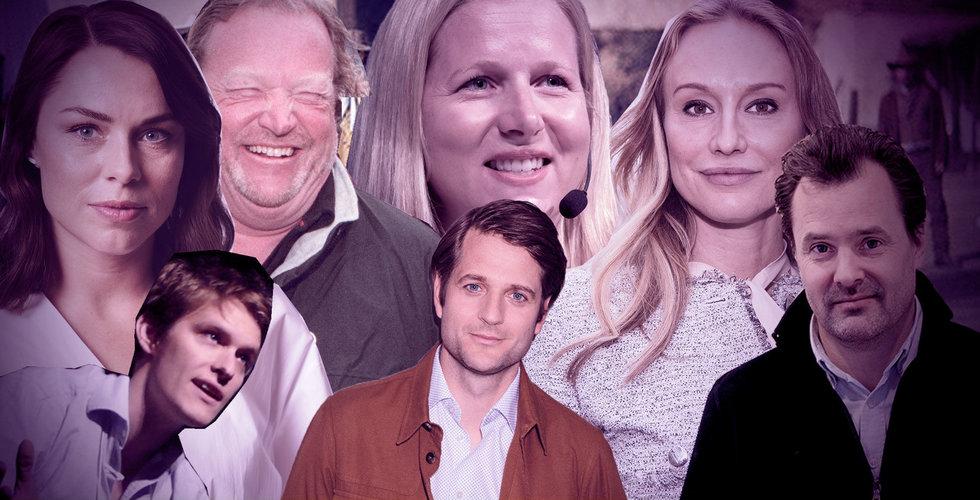 Hjalmar Winbladhs (hemliga) projekt, tech-kändisarnas nya gig – och Stenbeck blir tv-serie