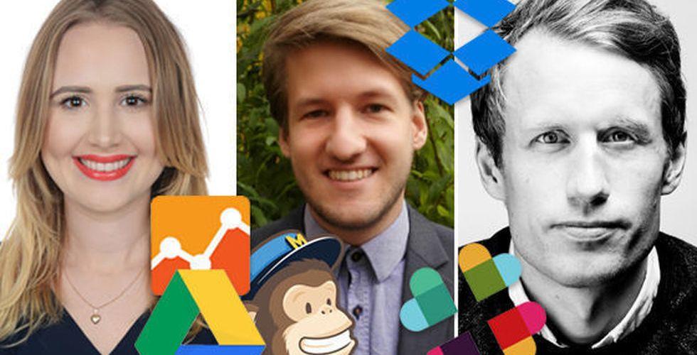 Här är alla digitala verktyg som svenska startups är beroende av