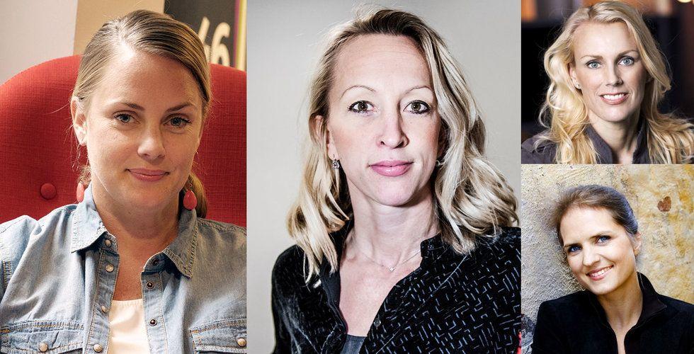 Lista: Här är tech-Sveriges mäktigaste kvinnor