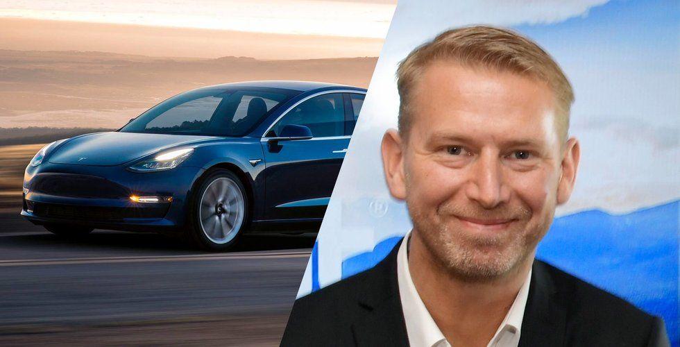 Northvolt och Norsk Hydro startar bolag för återvunna batterier