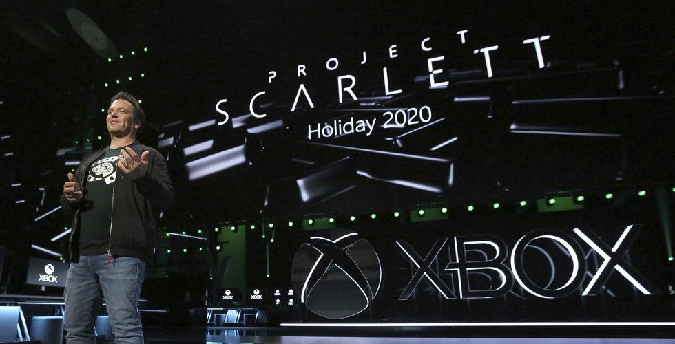 Microsoft bekräftar stoppad produktion av flera Xbox-konsoler
