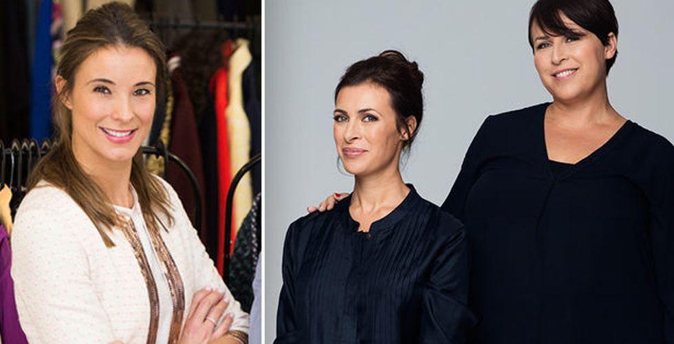 Breakit - Hanna Widell och Amanda Schulman köper in sig i Elin Ryers Used-a-porter