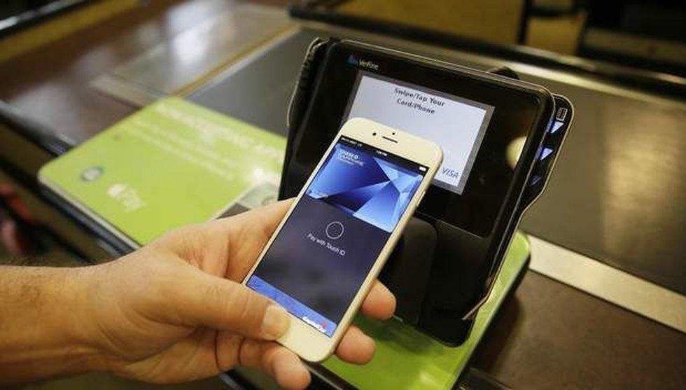 Apple Pay siktar på betalningar på mobila webbsidor innan jul