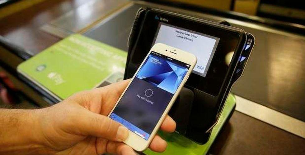 Breakit - Apple Pay siktar på betalningar på mobila webbsidor innan jul