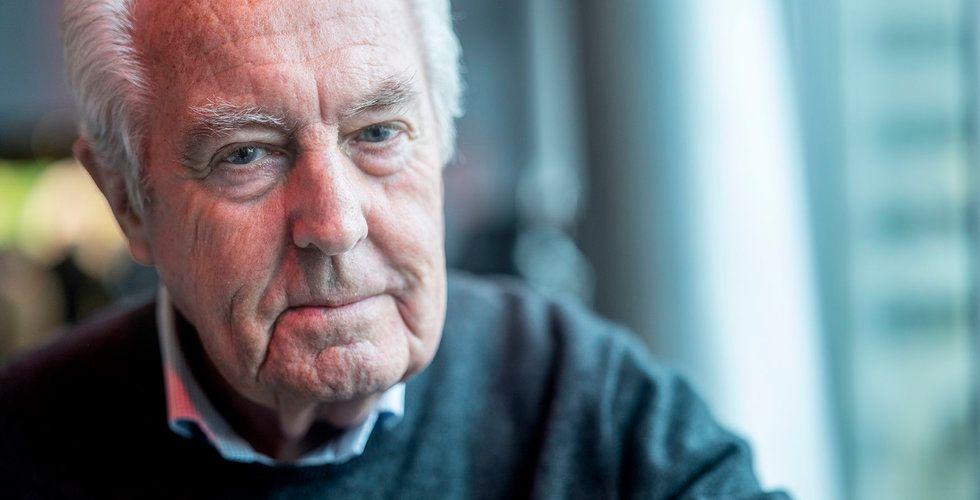 Jan Carlzon satsade på hjälp vid flygförseningar – nu går bolaget i konkurs