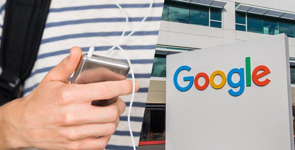 Google lanserar podcast-app