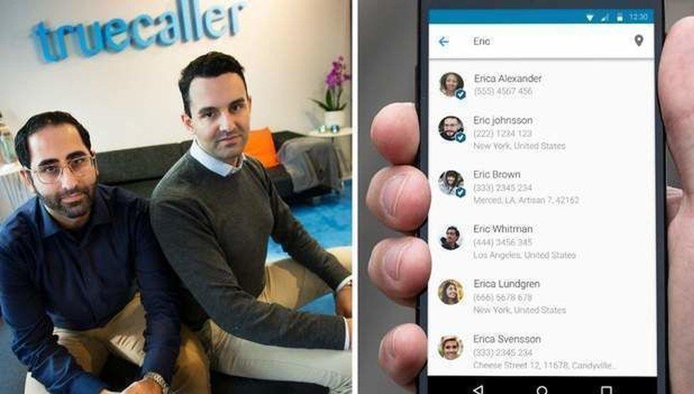 Breakit - Truecaller tar köksvägen in i samtalshistoriken på Iphone
