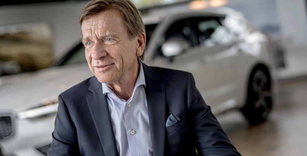 Volvo återkallar 37.000 bilar i Sverige