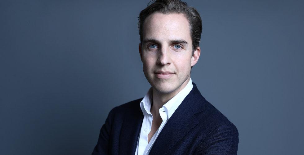 Lendifys vd John-Christian Eriksson slutar – ersätts av Nicholas Sundén-Cullberg