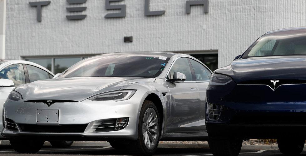 Investerare oroar sig över Teslas finansiering