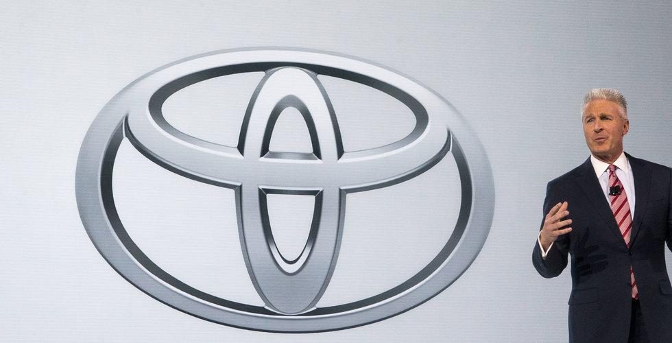 Toyota får sin första kvinna i styrelsen