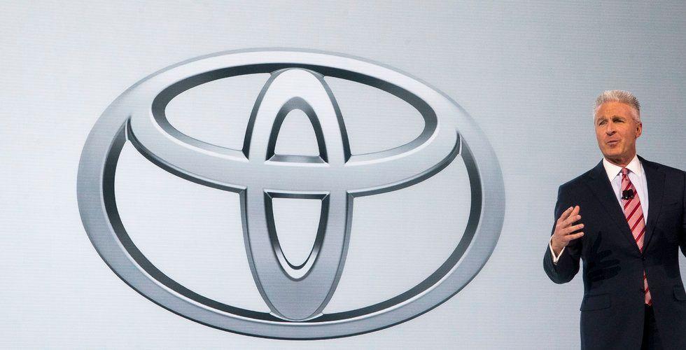 Breakit - Toyota får sin första kvinna i styrelsen