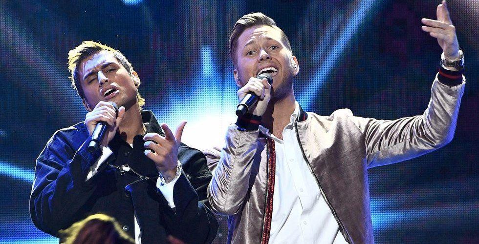Breakit - Så dopade Samir och Viktor sig till Melodifestivalens final igår
