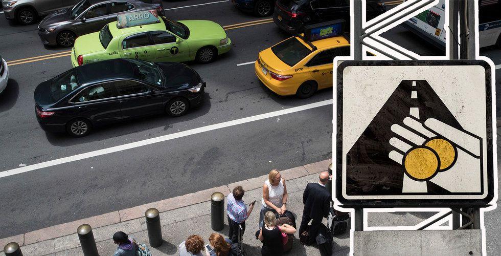 Uber ska lägga 89 miljoner på att göra städer miljövänliga