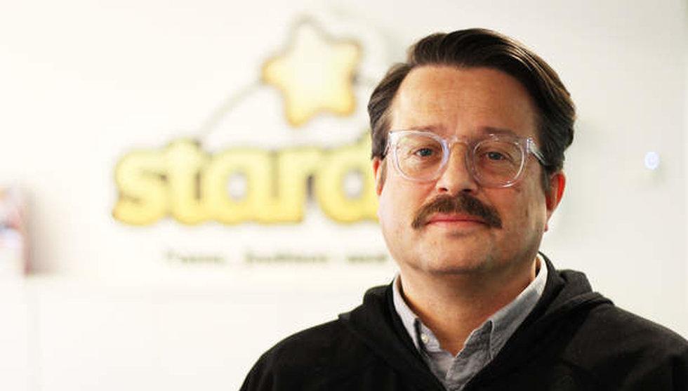 Grundaren slutar som vd på Stardoll - som byter namn