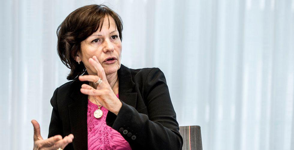 Kerstin Hessius varnar för Sveriges framtid – depression, massarbetslöshet och hyperinflation
